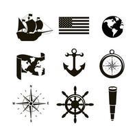 Satz von Reisesymbolen