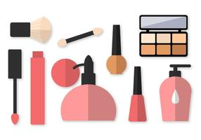 Kostenlose Kosmetik Vektor