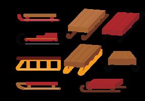 Toboggan-Vektoren