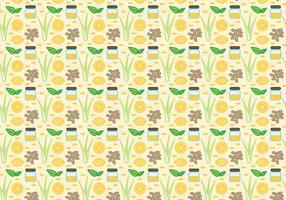 Free Lemongrass Vektor
