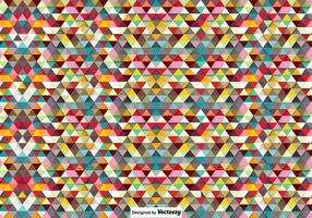 Vector Polygonal bunten Hintergrund
