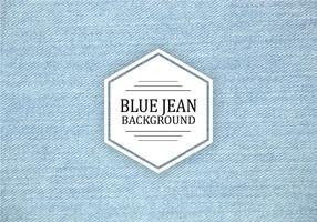 Ljusblå Jean Vector Texture