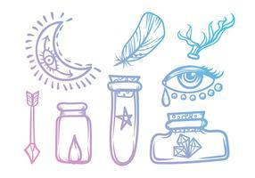 Gipsy Icon Vektor