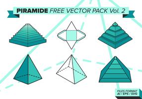 Pyramid Gratis Vector Pack Vol. 2