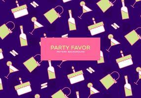 Party Favor Hintergrund