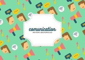 Comunication Hintergrund