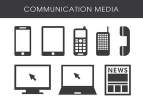 Kommunikationsmedia