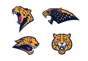 Freier Jaguar-Vektor