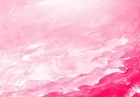 mjuk rosa akvarell konsistens