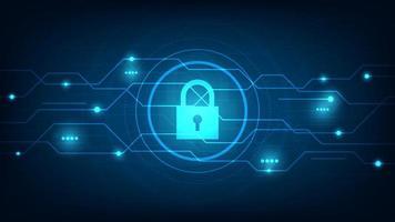 Cyber-Technologie Sicherheit, Netzwerkschutz Design