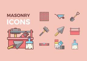 Gratis Masonry Vector