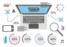 Kostenlose Strategie Marketing Business Vector