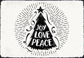 Freie Weihnachtsgruß-Karte