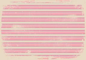 Rosa Grunge Stripes Hintergrund vektor