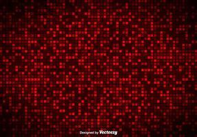 Vector Red Fliesen Hintergrund