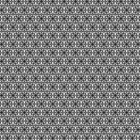 Retro Blumendekoration Tapete Hintergrund
