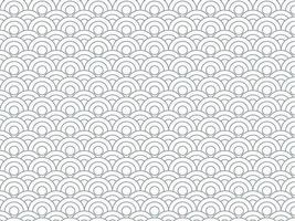 abstrakter nahtloser Musterhintergrund vektor
