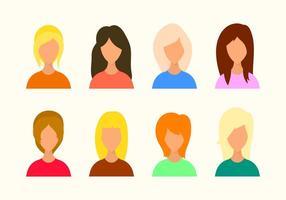 Kostenlos Mujer Vektor
