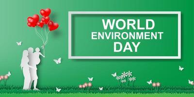 Weltumwelttag 5. Juni