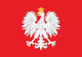 Polnischer Eagle Free Vector
