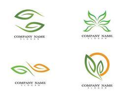 blad logotyp bilder vektor