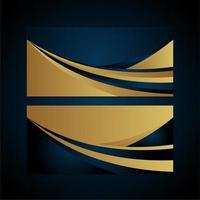 abstrakt bakgrund med flytande effektmönster vektor