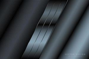 blauer metallischer Hintergrund mit dunklem Raum