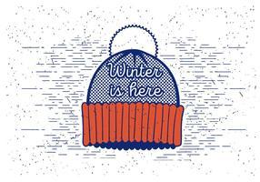 Free Vector Hut Illustration