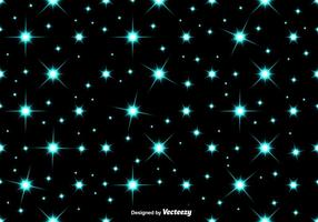 Vektorblå stjärnor SEAMLESS PATTERN vektor