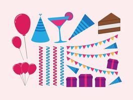 Alles Gute zum Geburtstag Set