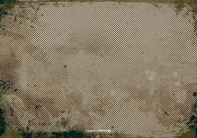 Alte schmutzig gefärbten Hintergrund vektor