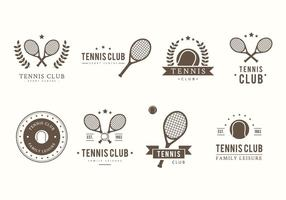 Kostenloser Tennis-Vektor vektor