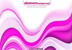 Vektor rosa abstrakten Hintergrund