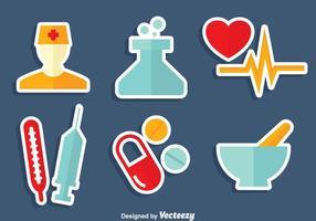 Nizza Medizinische Element Vektor