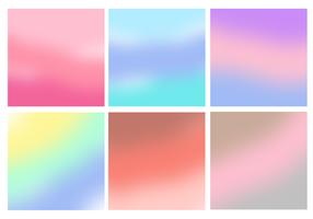 Free Bunte Pale Hintergrund Vektor