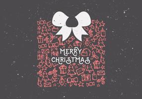 Geschenke und Icons Illustration Vektor