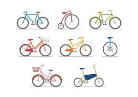 Kostenlose Bicicleta Vektor