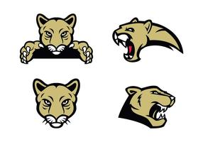 Gratis Cougar Vector