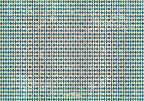 Grunge Argyle Muster Hintergrund vektor