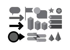 Kostenlose Infografische Elemente Vektor
