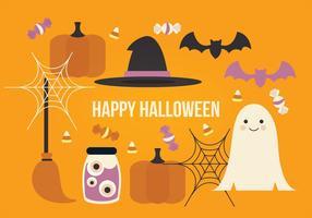 Halloween vektorelement