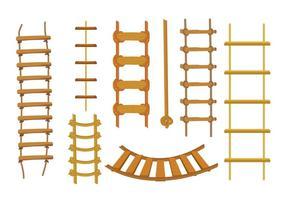 Free Rope Ladder Vektor