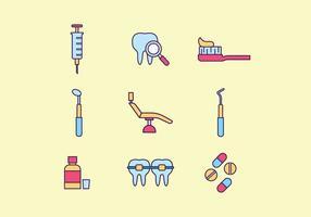 Freier Zahnarzt Vektor