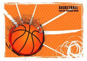 Basketball Textur Hintergrund vektor