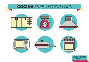 Cocina kostenlos vektor pack