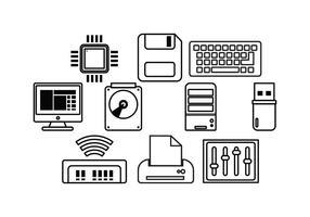 Kostenlose Tecnologia Vektor