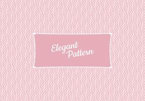 Vector Elegantes Muster
