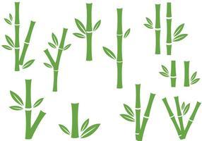 Kostenlose Bambus Vektoren