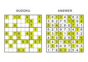 Sudoku-Vektor