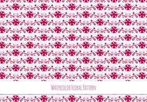 Blumenmuster-Free Vector